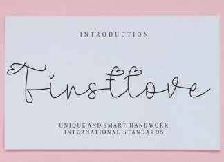 Firstlove Handwritten Font