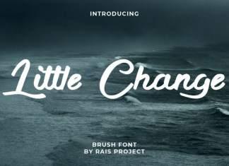Little Change Script Font