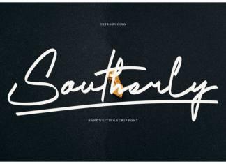 Southerly Script Font