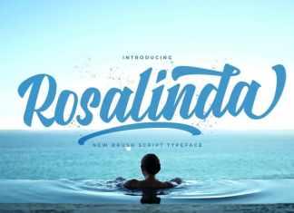 Rosalinda Script Font