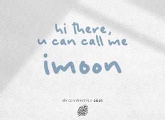 Imoon Handwritten Font