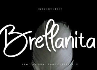 Brellanita Script Font