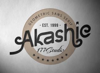 Akashic Font