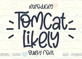 Tomcat Likely Script Font