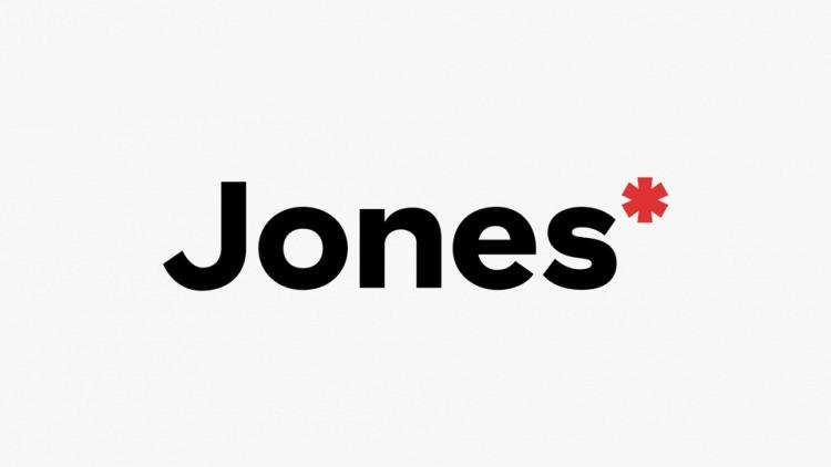 Jones* Sans Serif Font