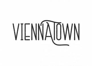 Vienna Town Vintage Font