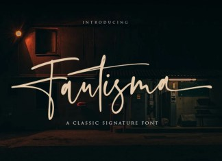 Fautisma Handwritten Font