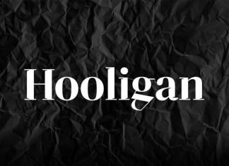 Hooligan Serif Font