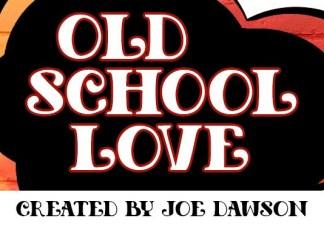 Old School Love Serif Font