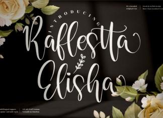 Raflestta Elisha Font