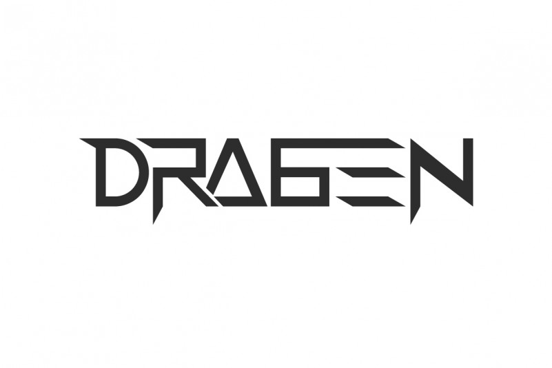 Dragen Display Font