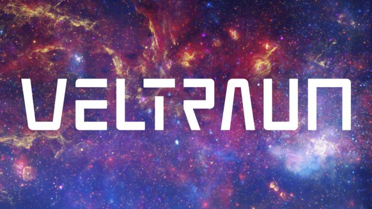 Weltraum Display Font