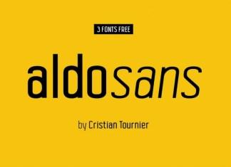 Aldo Sans Font