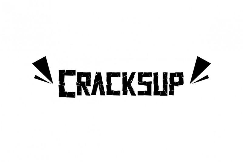 Cracksup Display Font