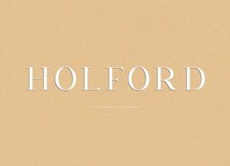 Holford Serif Font