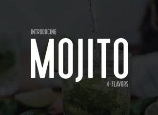Mojito Sans Serif Font