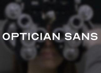Optican Sans Font