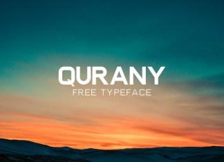 Qurany Sans Serif Font