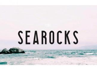 Searocks Sans Serif Font