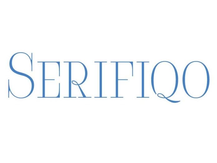 Serifiqo 4F Font