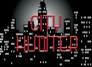 City Hunter Display Font