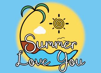 Summer Love You Script Font