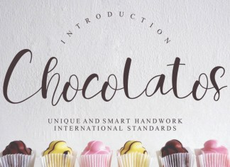 Chocolatos Script Font