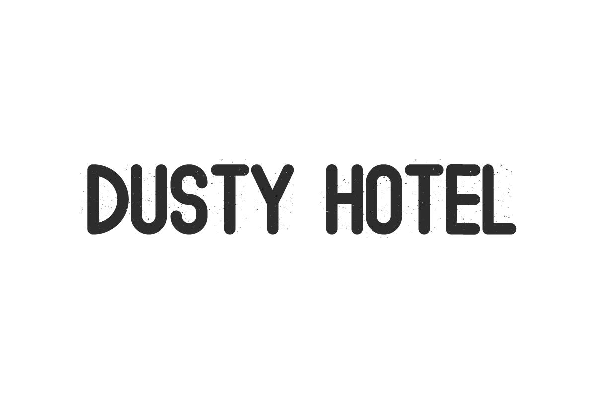 Dusty Hotel Font