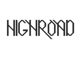 Highroad Display Font