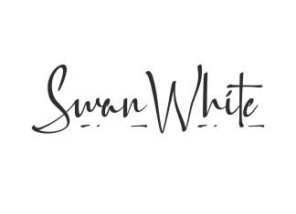 Swan White Script Font