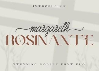 Margareth Rosinante Font