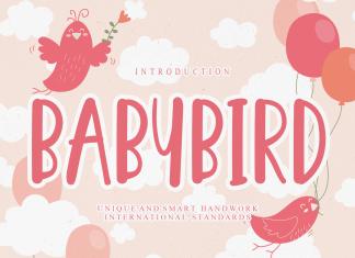 Babybird Display Font