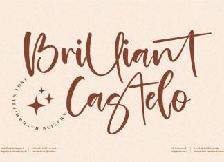 Brilliant Castelo Script Font