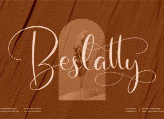 Beslatty Font