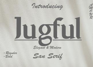 Jugful Serif Font