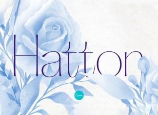 Hatton Serif Font