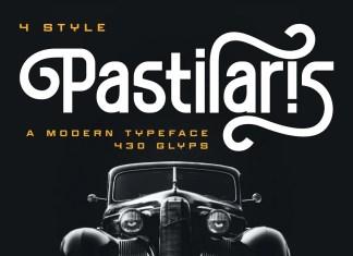 Pastilaris Sans Serif Font