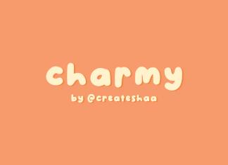Charmy Font