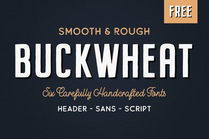 Buckwheat Font