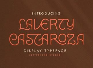 Laverty Castaroza Font