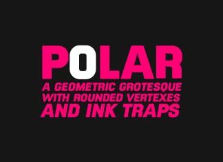 Polar Sans Serif Font