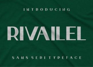 Rivailel Sans Serif Font