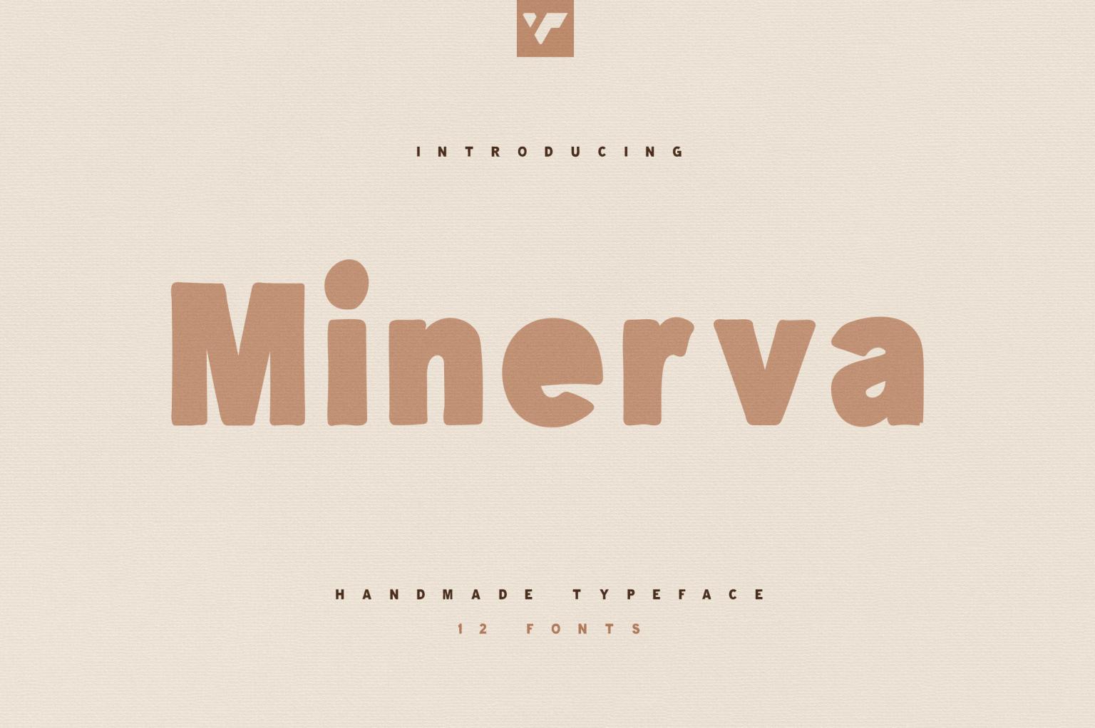 Minerva Display Font