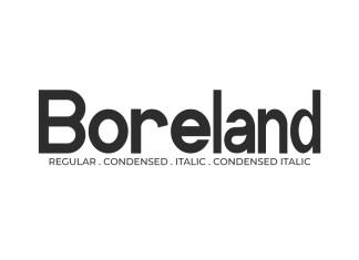 Boreland Sans Serif Font