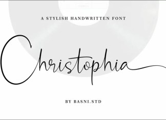 Cristophia Script Font