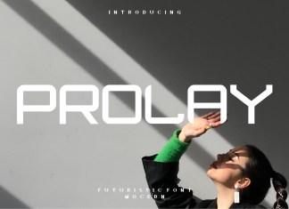 Prolay Font