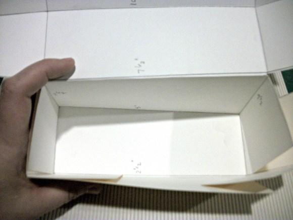 fold up box