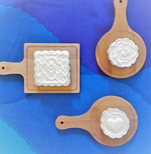 Molding Butter with Mooncake Molds. Before3pm.com