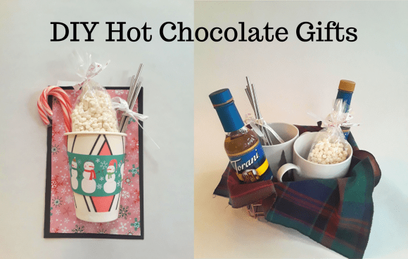 Creative DIY Gifts - Hot Chocolate Kit. Before3pm.com