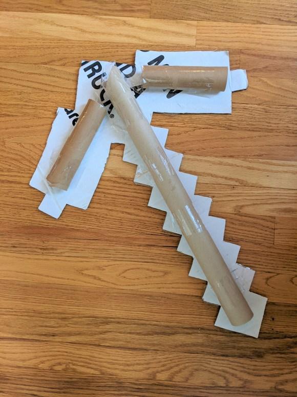 Kid-Friendly DIY Minecraft tools!   Before3PM.com